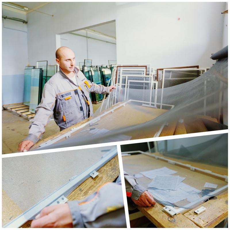 Спасение от укусов - противомоскитные сетки на окна от «7 квадратов»