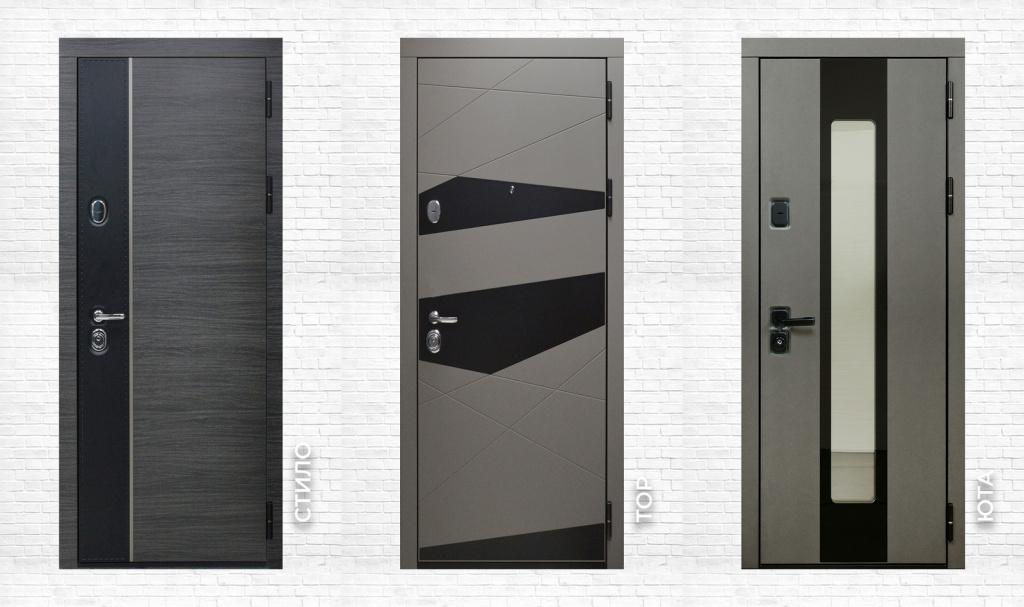 Более 150 моделей входных дверей в 7 квадратов